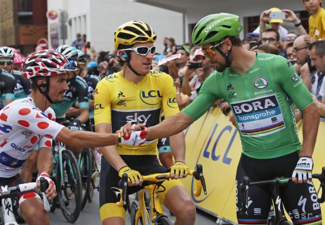 2e462a3795 Peter Sagan potvrdil účasť na Tour Down Under 2019 - 24hod.sk