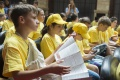 Detská univerzita UK: Premiéra nezaskočila ani otázka o jeho plate