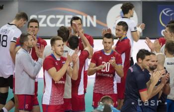 Volejbalisti SR dosiahli v Zlatej Európskej lige prvý triumf