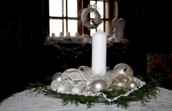 Bojnický vianočný zámok budú zdobiť aj výtvarné práce detí