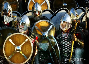 Testy DNA potvrdili, že kostra vikinského bojovníka patrila žene
