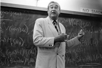 Matematik Igor Kluvánek zomrel pred 20 rokmi