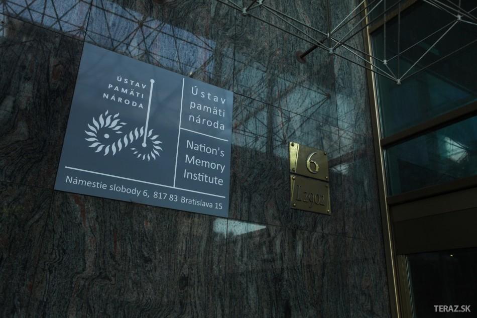 Sídlo ÚPN v prenajatých priestoroch nie je problém, tvrdí Kaliňák