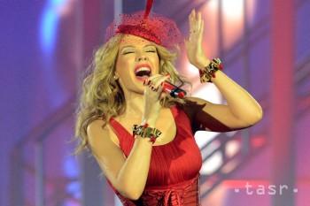 Kylie Minogue vydáva nový album, podieľala sa na všetkých piesňach