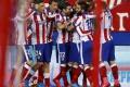 LIGA MAJSTROV: Bayern s čiernou sériou, Atletico s veľkým víťazstvom
