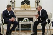 R. Fico považuje Rusko za spoľahlivého partnera v oblasti energetiky