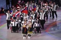Kórea Pjongčang POH2018 Otvárací Ceremoniál