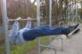 V areáli ZŠ v Liptovskom Hrádku vybudovali workoutové ihrisko