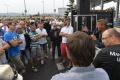 ŠTVRTÝ DEŇ ŠTRAJKU: Odborári vyzvali vedenie VW SK na ďalšie rokovanie