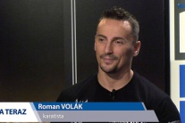 Karatista R. Volák: Hollywood ma nikdy nelákal, zlaté medaily rozdávam