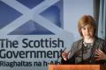 Premiérka:Škótsky parlament by mohol Británii zabrániť v odchode z EÚ