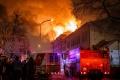 VIDEO:Budovu Prírodovedeckej fakulty UPJŠ v Košiciach zachvátil požiar