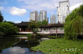 OBRAZOM: V srdci kanadskej metropoly vyrástlo Čínske mesto
