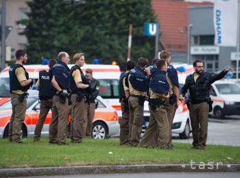 Vrah z Mníchova plánoval vraždu pred rokom, zbraň kúpil nezákonne
