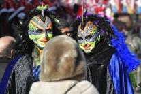Ulice nemeckého mesta zaplnili kostýmy