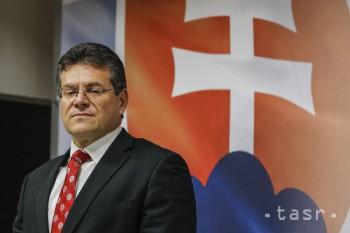 NAŽIVO od 17:20: TK M. Šefčoviča s nórskym minisrom T. Lienom