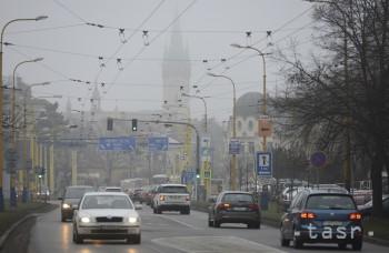 Zvýšená hladina smogu negatívne vplýva na naše zdravie