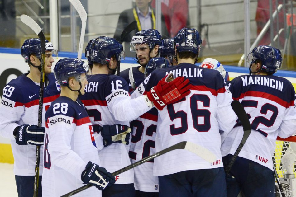 da4a2153e86a8 Slováci v rebríčku IIHF zostanú na 8. mieste, v skupine s Nemcami