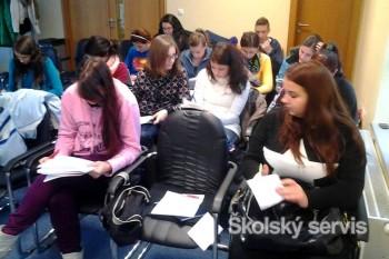 Šéfredaktor portálov TASR odovzdal skúsenosti začínajúcim žurnalistom