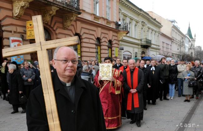 Ekumenické pašiové sprievody sa konajú v Košiciach a Michalovciach ... bdf22dfd976