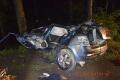 Havaroval 15-ročný vodič:Zomrelo 17-ročné dievča,jej sestra je zranená