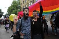 Skupina gay sex party