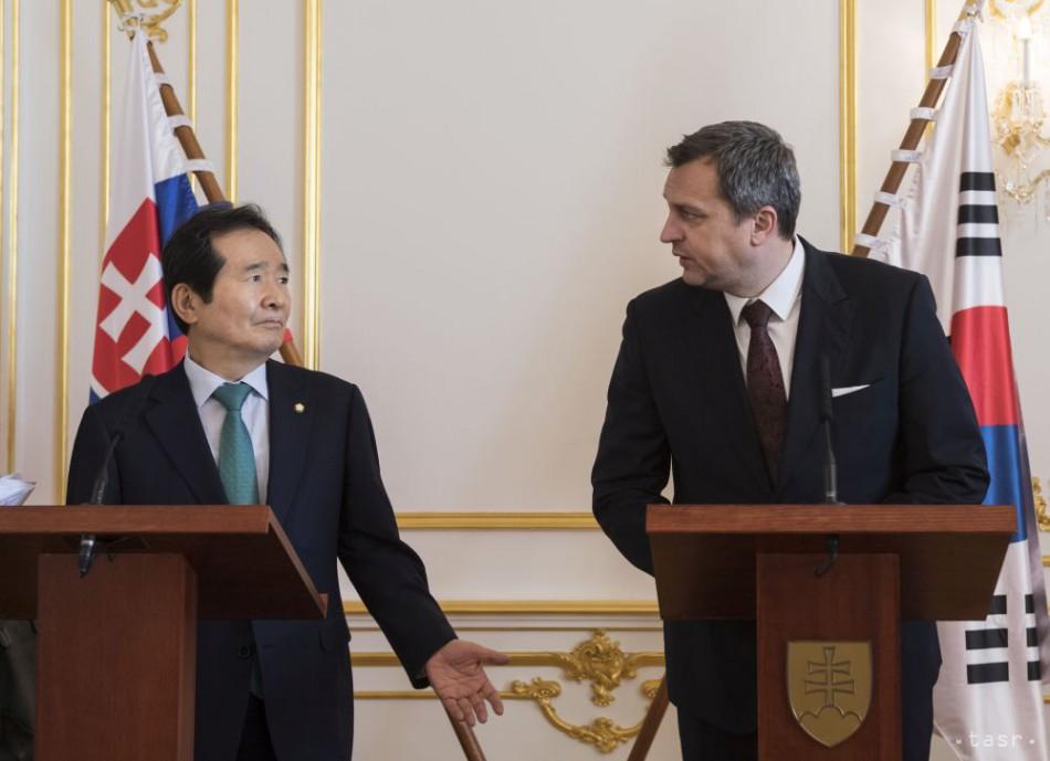 DANKO:Južnú Kóreu vnímame ako modernú krajinu s demokratickými trendmi