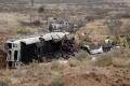 Zrážka vlaku s autobusom si vyžiadala desať zranených