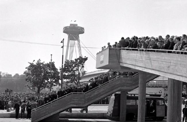 RETRO: Aj bratislavské mosty cez Dunaj majú svoje príbehy