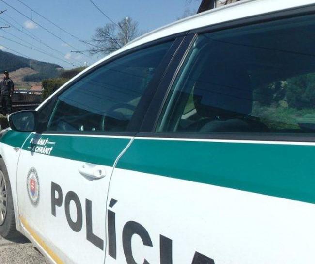 4ad8f9d1b Pri prenasledovaní muža v okolí Bratislavy policajti strieľali po aute -  24hod.sk
