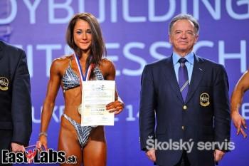 Dominika Multáňová: Fitness je môj životný štýl