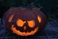 VIDEO: Ružinovskí žiaci si k Halloweenu vystavili vyrezávané tekvice