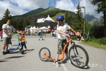 Na Deň detí sa Štrbské Pleso zmení na malú olympijskú dedinu