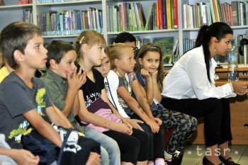 Bratislavské deti sa zabavili pri čítaní so spisovateľmi a herečkami