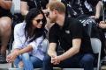 Princ Harry a Meghan Markleová prišli na verejné podujatie ako pár