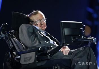 Zomrel svetoznámy vedec Stephen Hawking
