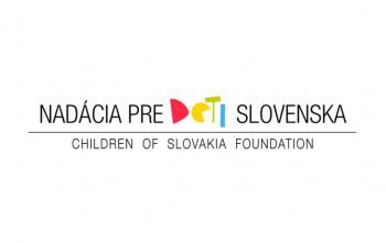 Nadácia pre deti Slovenska prerozdelí 14.000 eur z grantového programu