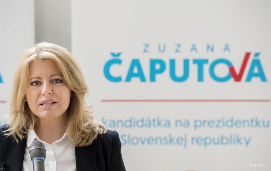 107dc6738 Profil prezidentskej kandidátky Zuzany Čaputovej