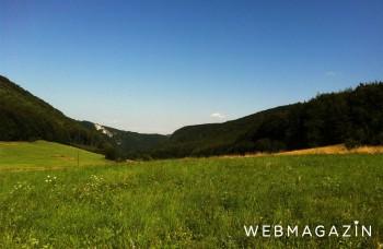 Vydajte sa zabudnutou dolinou Gemera len pár kilometrov od Sorošky