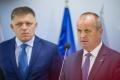 R.Fico:Rezort školstva by mohol dočasne viesť minister obrany P.Gajdoš