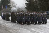 vojenská polícia,  EUNAVFOR MED Sophia II