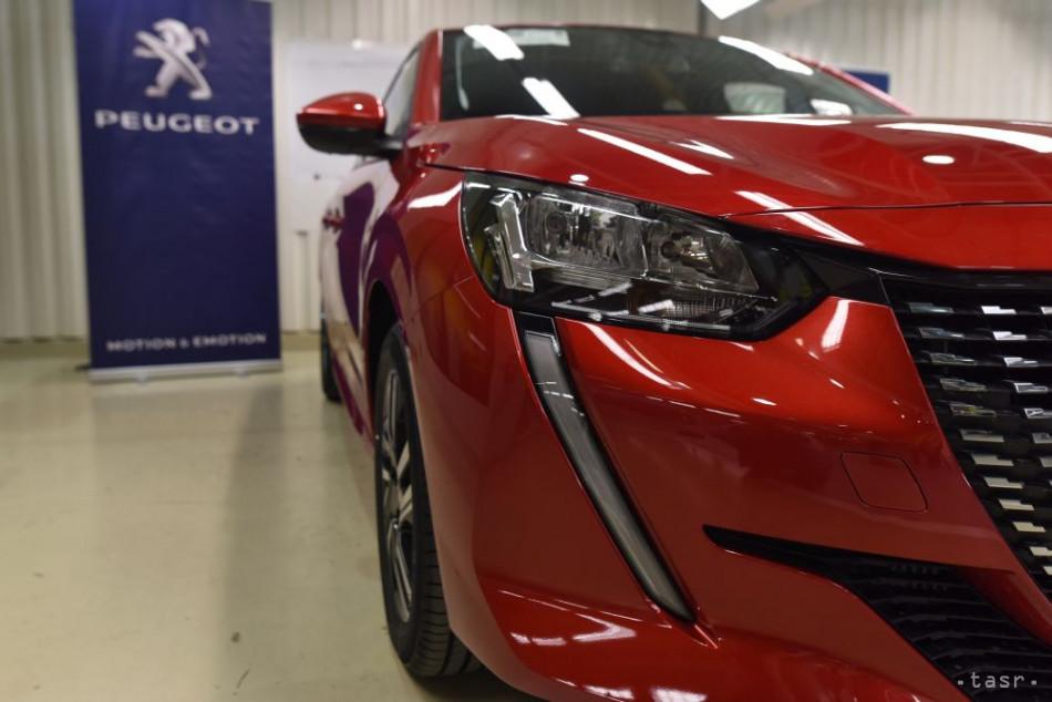 43f9beccc466f Trnavská automobilka spúšťa výrobu novej generácie modelu Peugeot 208