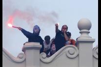Výtržnosti fanúšikov a extrémistov na EURO2012