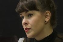 Kristína Farkašová pokrstila tretiu knihu a pripravuje seriál
