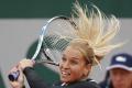FOTO: Cibulková suverénne prešla prvým kolom na Roland Garros