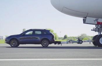Auto stavané na ťahanie 3,5-tonového vozíka v teste odtiahlo 285 ton