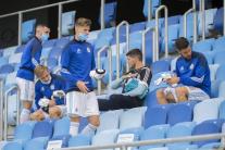 Priateľský zápas ŠK Slovan Bratislava - FK Pohroni