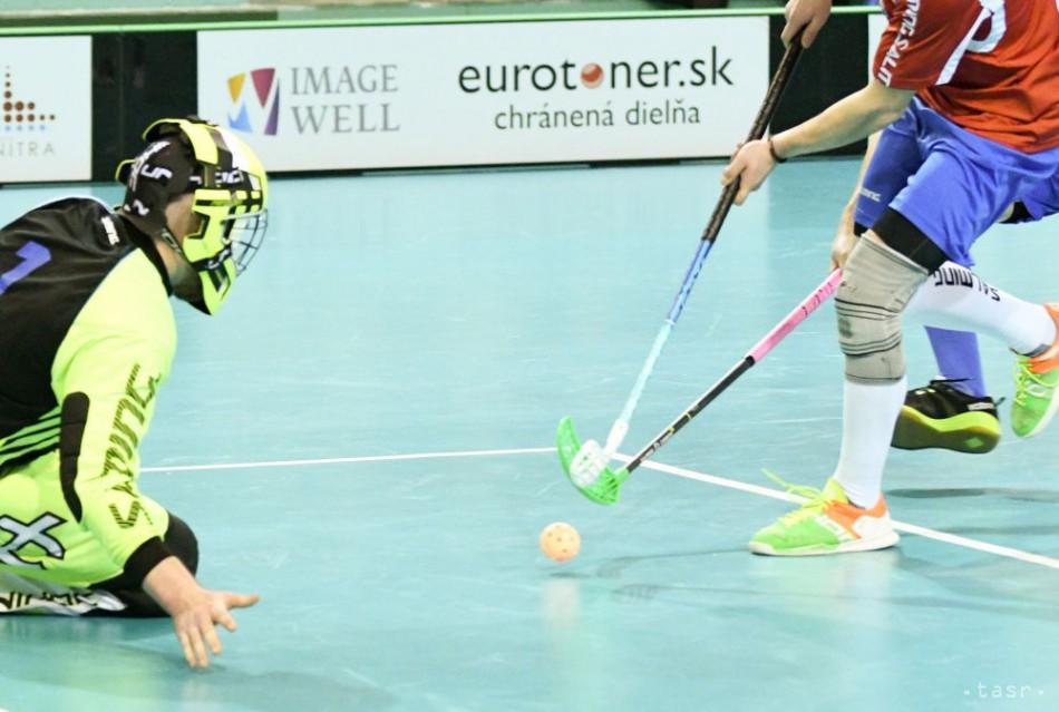16313a8c049 Florbal  Nemci postúpili na MS do štvrťfinále po výhre nad Kanadou