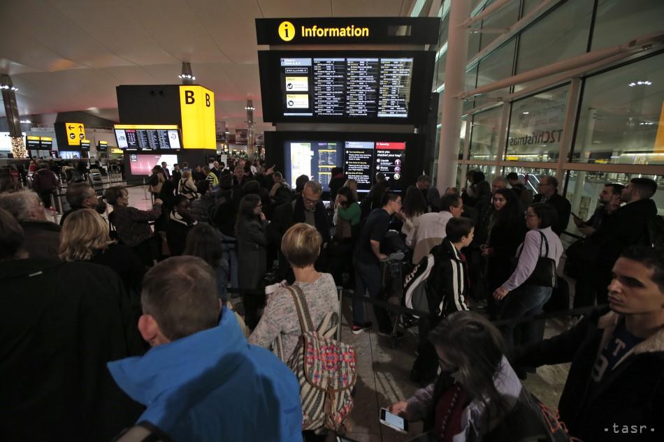 Letisko Gatwick obnovuje po chaose s dronmi prevádzku 836002fee6a