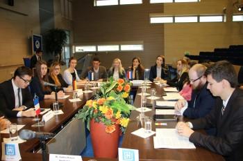 Uskutočnilo sa prvé kolo rokovaní Modelovej konferencie FMV 2018